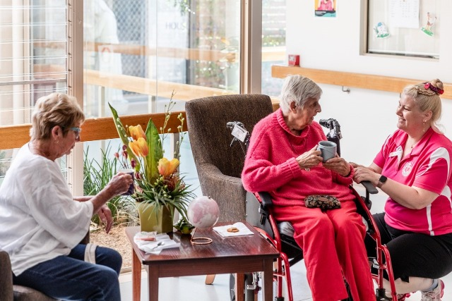 Resident Wellbeing – The Buddy Program